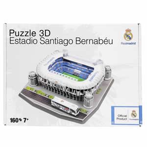 Puzzle estadio Santiago Brnabeu