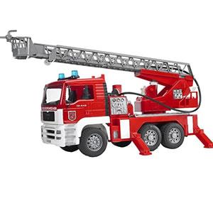 camión bomberos bruder