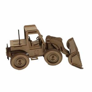 wood models
