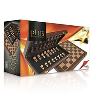 ajedrez de lujo